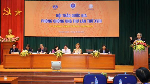 Mỗi năm ngày ở Việt Nam có khoảng 315 người chết vì ung thư