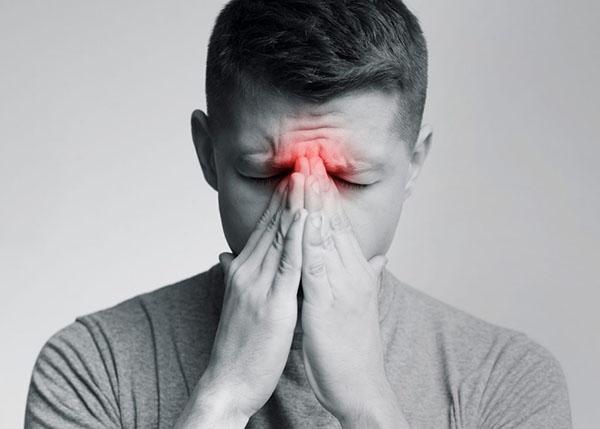 Bệnh viêm xoang là một bệnh liên quan đến đường hô hấp