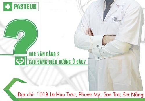 Địa chỉ đăng ký Văn bằng 2 Cao đẳng Điều dưỡng Đà Nẵng năm 2018
