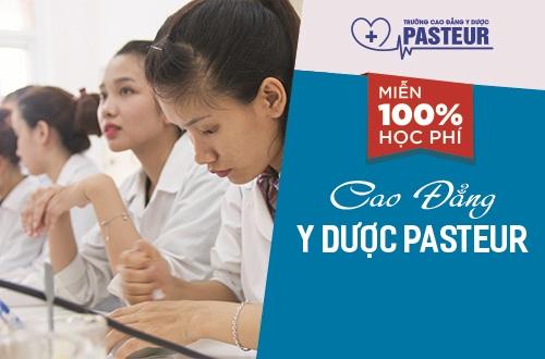 Cơ hội miễn 100% học phí Cao đẳng Dược Đà Nẵng năm 2018