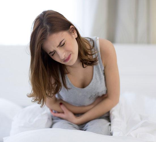 Những cơn đau bụng bất thường