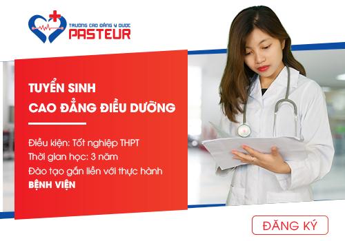 Đào tạo Cao đẳng Điều dưỡng gắn liền với thực hành bệnh viện