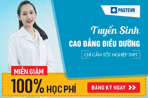 Cơ hội miễn giảm 100 học phí tại Cao đẳng Điều dưỡng Đà Nẵng