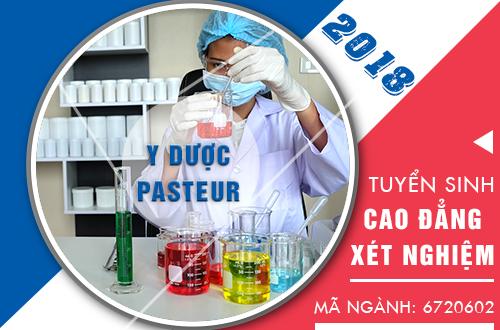 Tuyển sinh Cao đẳng Xét nghiệm Đà Nẵng năm 2018