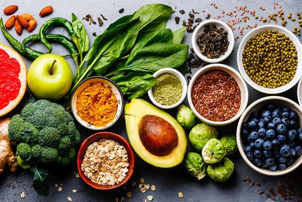Ăn chay là chế độ ăn được nhiều người hướng tới