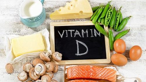 bổ sung vitamin D cho trẻ vào mùa đông