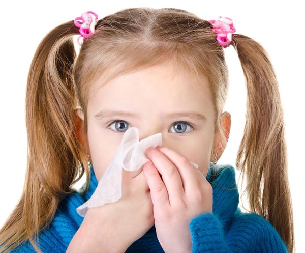 Bệnh viêm xoang trẻ nhỏ