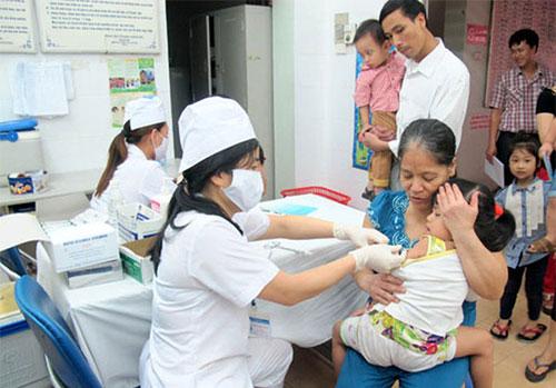 Bộ y tế chỉ đạo tăng cường phòng chống bệnh sởi