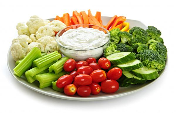 Người bệnh ung thư nên chú ý tới các bữa ăn xanh