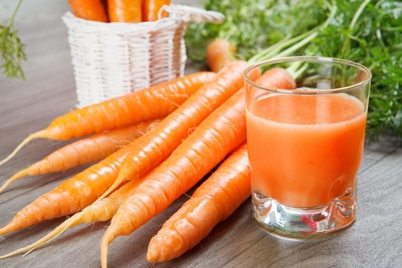 Cà rốt với nhiều công dụng tốt cho sức khỏe con người