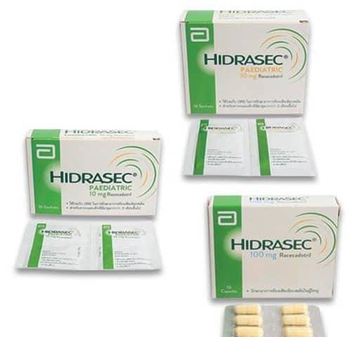 Cách sử dụng thuốc Hidrasec như thế nào là đúng?