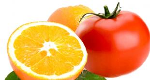 Cà chua và cam