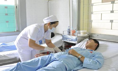 Cách chăm sóc người bệnh bị xuất huyết tiêu hóa
