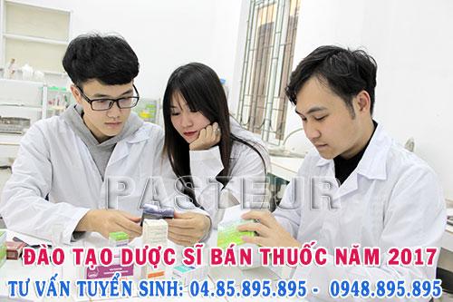 Địa chỉ đào tạo ngành Dược chất lượng nhất tại Hà Nội