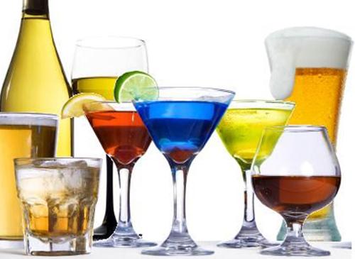 Tránh xa những loại đồ uống có cồn
