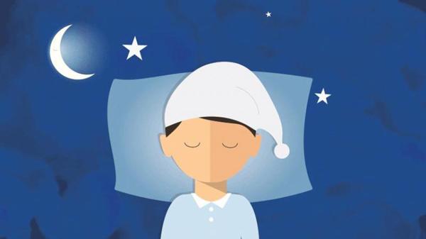 Giấc ngủ có vai trò rất quan trọng đối với sức khỏe và tinh thần