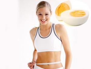 Giảm cân bằng trứng mang lại hiệu quả bất ngờ
