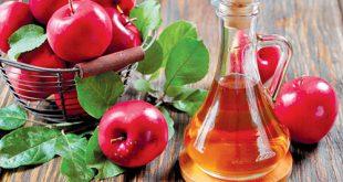 Khử mùi hôi cơ thể bằng giấm táo