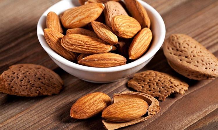Hạnh nhân là loại hạt có lợi đối với sức khỏe