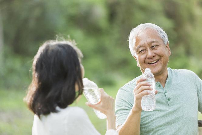 Nên tập thở, hít sâu, thở ra đều đặn để có bộ máy hô hấp khỏe mạnh