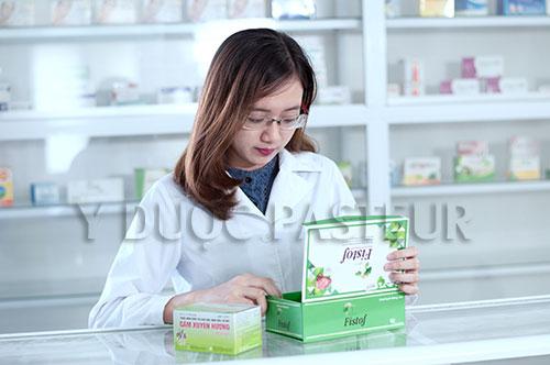 Học Liên thông Cao đẳng Dược mở được quầy thuốc riêng