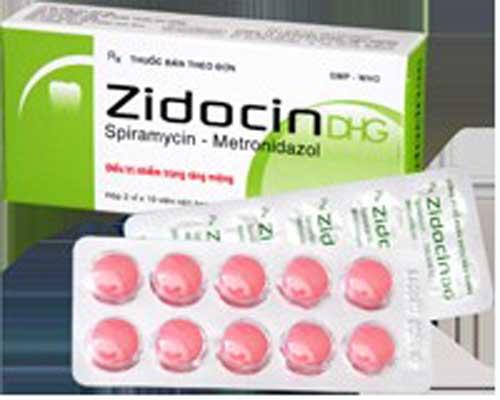 Liều lượng dùng của thuốc zidocin như thế nào?