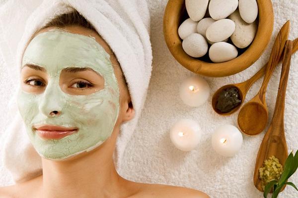 Sử dụng mặt nạ là cách thải độc hiệu quả