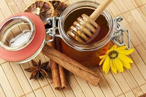 Giảm cân nhanh nhờ mật ong và quế
