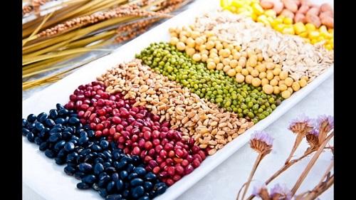 Ngũ cốc thực phẩm giàu vitmain D tốt cho người bệnh viêm khớp