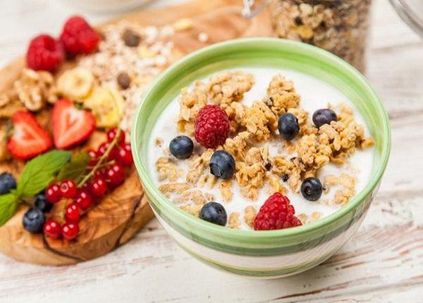 Không nên chọn ăn loại ngũ cốc nhiều đường trong khi đang giảm cân