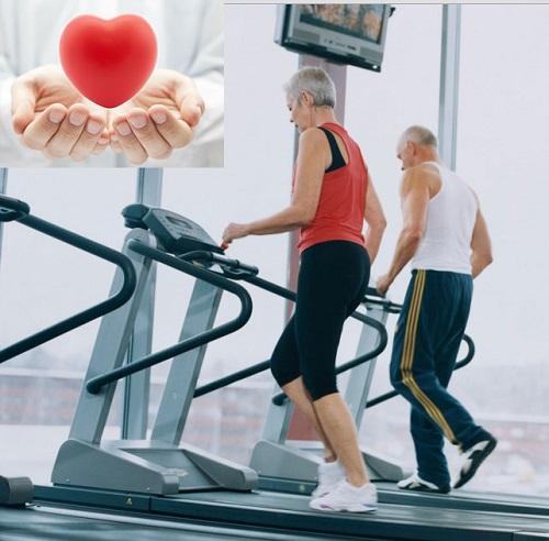 Người mắc bệnh tim mạch nên tập môn thể dục nào?