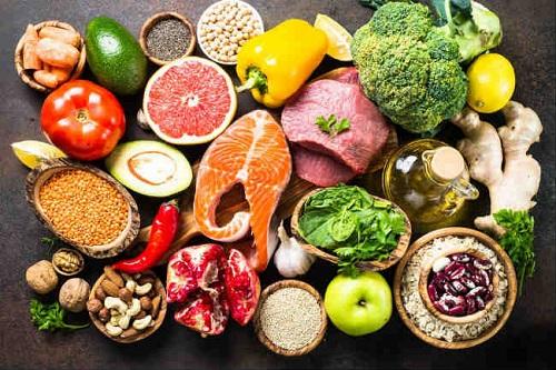 Mắc bệnh ung thư phổi nên ăn những thực phẩm gì?