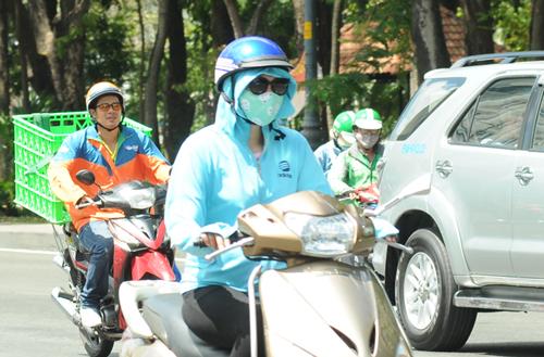Những tác hại từ tia UV trong ngày nắng nóng