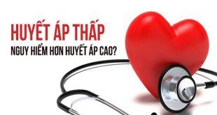 Những thông tin cần biết về tình trạng huyết áp thấp