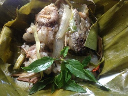 Ăn ruột cá ngon nhưng dễ bị nhiễm ký sinh trùng
