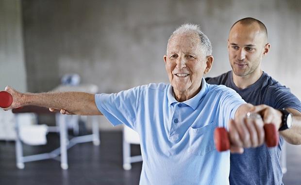 Vận động cơ thể giúp cải thiện tình trạng bệnhParkinson