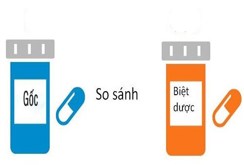Phân biệt thuốc gốc với thuốc biệt dược