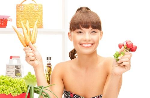 Những thực phẩm giúp da sạch mụn hết nếp nhăn