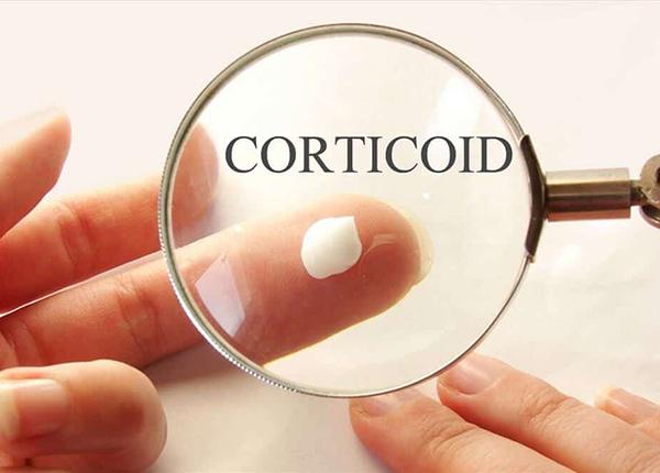 Corticoid là loại thuốc khá thông dụng được người dân dùng thường xuyên