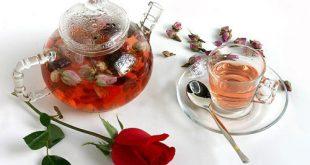 Cách cai thuốc lá bằng trà hoa hồng