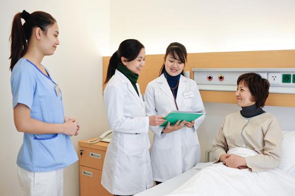 Công việc của một Điều dưỡng viên Cao đẳng là gì?
