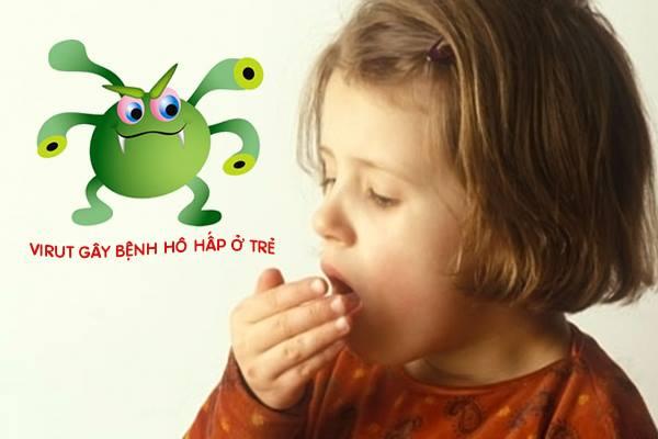Bệnh viêm đường hô hấp ở trẻ nhỏ