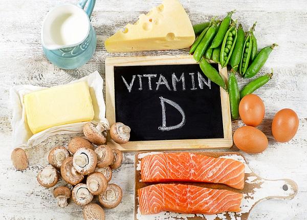 Các loại thực phẩm có chứa vitamin D