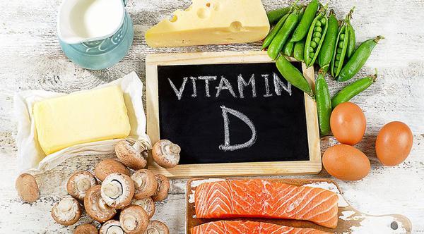Hyax bổ sung vitamin D thường xuyên trong chế độ ăn hoặc phơi nắng mỗi ngày
