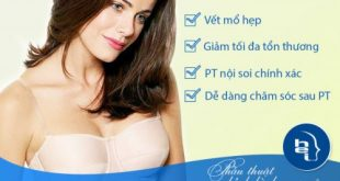 Phẫu thuật chỉnh hình ngực chảy xệ giúp bạn lấy lại vòng 1 căng tròn